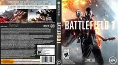 Slip Cover Scan By Canadian Brick Cafe | Battlefield 1 Xbox One