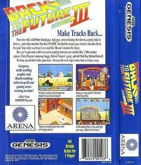 Back To The Future III - Back   Back to the Future III Sega Genesis