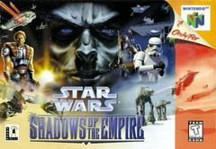 Front Cover | Star Wars Shadows of the Empire Nintendo 64