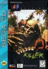 Corpse Killer - Front / Manual | Corpse Killer Sega CD
