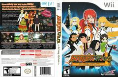 Artwork - Back, Front | Sakura Wars: So Long, My Love Wii