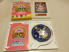 Complete With Celebration Book And Cardboard Box | Kirby's Dream Collection: Special Edition Wii