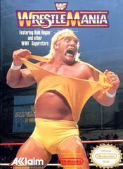 WWF Wrestlemania NES Prices
