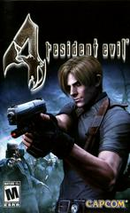 Front Of Manual   Resident Evil 4 Playstation 2