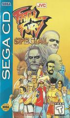 Fatal Fury Special - Front / Manual | Fatal Fury Special Sega CD