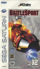 Battlesport - Front / Manual | Battlesport Sega Saturn