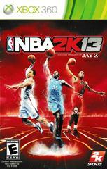 Manual - Front | NBA 2K13 Xbox 360