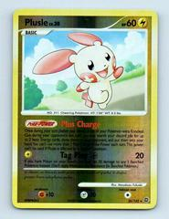 Plusle [Reverse Holo] Pokemon Secret Wonders Prices
