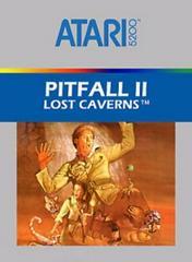 Pitfall II: Lost Caverns Atari 5200 Prices