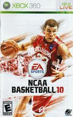 Manual - Front | NCAA Basketball 10 Xbox 360