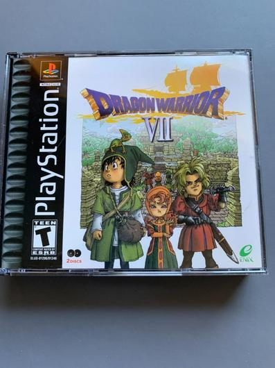 Dragon Warrior 7 photo