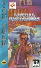 Lethal Enforcers - Manual | Lethal Enforcers Sega CD