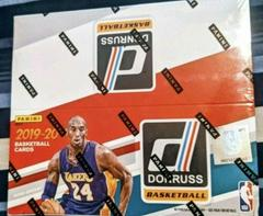 Retail Box Basketball Cards 2019 Panini Donruss Prices