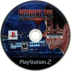 Disc | Resident Evil Dead Aim Playstation 2