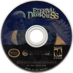 Disc | Eternal Darkness Gamecube