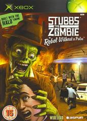 Front Cover | Stubbs the Zombie Xbox