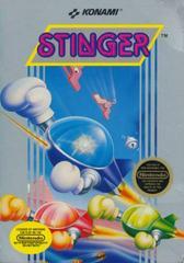 Stinger - Front | Stinger NES