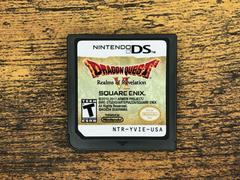 Cartridge Front | Dragon Quest VI: Realms of Revelation Nintendo DS