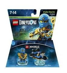Ninjago - Jay [Fun Pack] Lego Dimensions Prices
