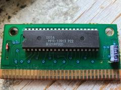 Circuit Board (Front) | Sonic the Hedgehog Sega Genesis