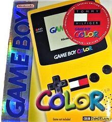 Front Of Box | Tommy Hilfiger Gameboy Color GameBoy Color