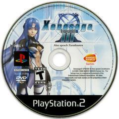 Disc 1 | Xenosaga 3 Playstation 2