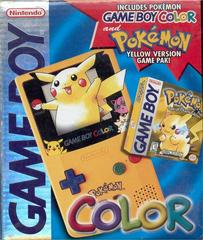 Pokemon Special Edition Gameboy Color System GameBoy Color Prices