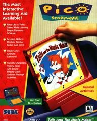Tails and the Music Maker Sega Pico Prices