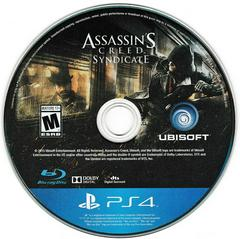 Game Disc | Assassin's Creed Syndicate Playstation 4