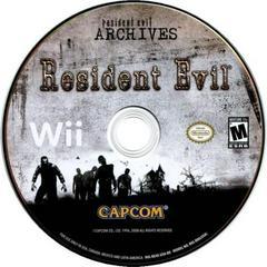 Disc | Resident Evil Archives: Resident Evil Wii