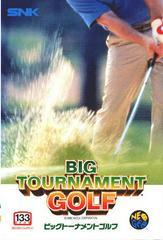 Big Tournament Golf Neo Geo Prices