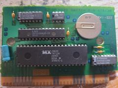 Circuit Board (Front)   NBA Hang Time Sega Genesis