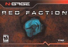 Red Faction N-Gage Prices