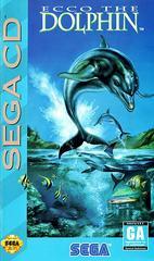 Ecco The Dolphin - Front / Manual   Ecco the Dolphin Sega CD