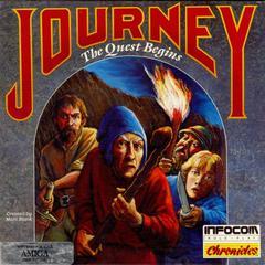 Journey: The Quest Begins Amiga Prices