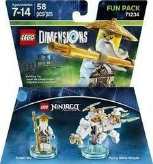 Ninjago - Sensei Wu [Fun Pack] Lego Dimensions Prices