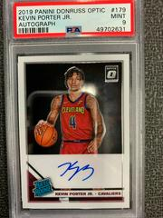 Kevin Porter Jr. [Autograph] Basketball Cards 2019 Panini Donruss Optic Prices
