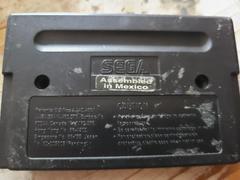 Cartridge (Reverse) | Earthworm Jim Sega Genesis