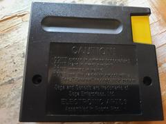 Cartridge (Reverse)   College Football USA 96 Sega Genesis