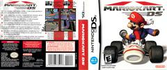 Slip Cover Scan By Canadian Brick Cafe   Mario Kart DS Nintendo DS