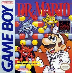 Front Cover | Dr. Mario GameBoy