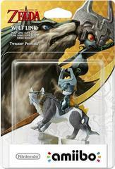 Wolf Link Amiibo - Package Front | Zelda Twilight Princess HD [amiibo Bundle] Wii U