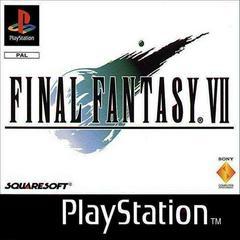 Final Fantasy VII PAL Playstation Prices