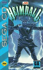 Heimdall - Front / Manual   Heimdall Sega CD