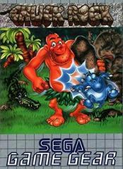 Chuck Rock PAL Sega Game Gear Prices