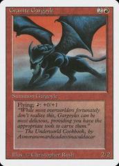 Granite Gargoyle Magic Revised Prices