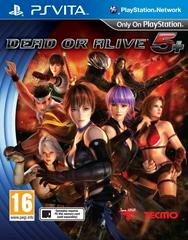 Dead or Alive 5 Plus PAL Playstation Vita Prices