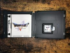Inside Case | Dragon Quest V Hand of the Heavenly Bride Nintendo DS