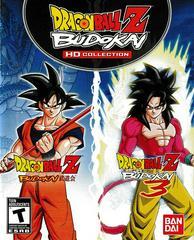 Manual - Front | Dragon Ball Z Budokai HD Collection Playstation 3