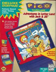 Adventures in Letter Land with Jack & Jill Sega Pico Prices